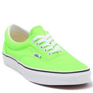 NIB VANS Era Neon Sneaker in size 7